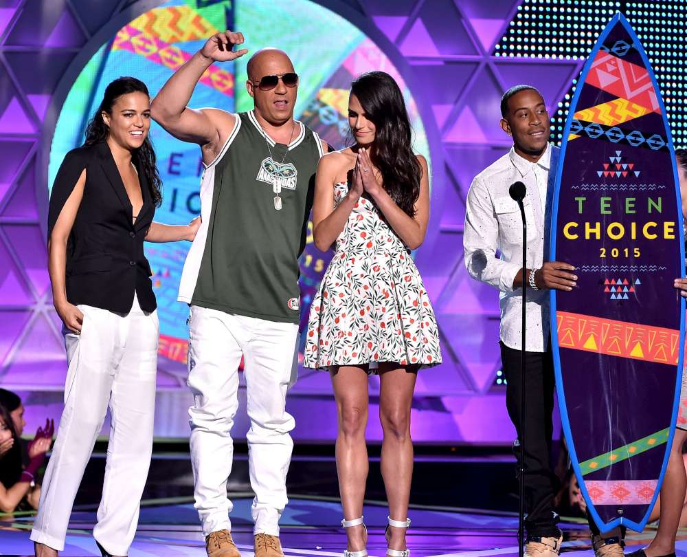 "Teen Choice Awards 2015, trionfano ""Fast and Furious 7"" e gli One Direction"
