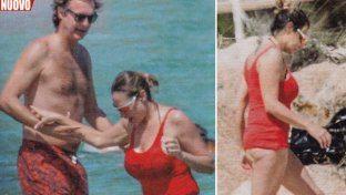 Simona Ventura, bomba sexy in bikini
